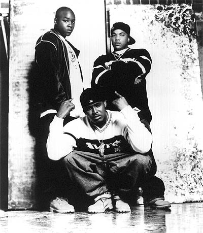 Louch,Styles P and Jadakiss)